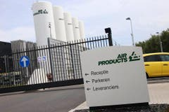 Man beheaded during explosive Islamist raid on French chemical plant (Bild: Keystone)