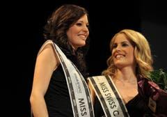 Lisa Schneider (links) und Kim Wirth. (Bild: Reto Martin)