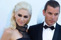 Gwen Stefani und Gavin Rossdale im Jahr 2011. (Bild: Keystone)