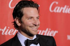 "Nominiert als bester Hauptdarsteller sind: Bradley Cooper (""Silver Linings Playbook"") (Bild: Keystone)"
