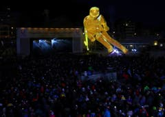 SWITZERLAND ALPINE SKIING WORLD CUP OPENING CEREMONY (Bild: Keystone)
