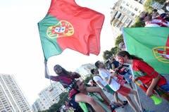 Quarter final Poland vs Portugal (Bild: Keystone)