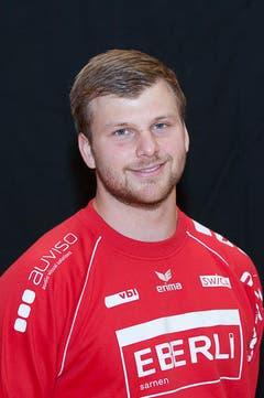 #16 Noah Ineichen, 186 cm, 97 kg (Bild: HC Kriens-Luzern / Fabienne Krummenacher)