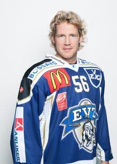 #56 Helbling Timo (30), Verteidiger, 1.89 m, 94 kg. (Bild: pd)
