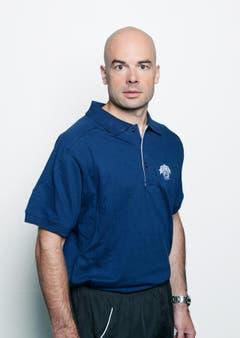Slongo Michael (38), Konditionstrainer. (Bild: pd)