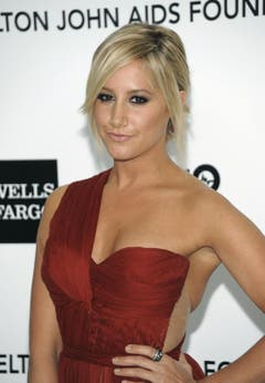 Ashley Tisdale. (Bild: Keystone)