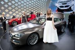 Der neue BMW 6er Gran Coupe (Bild: Keystone)