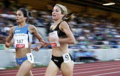 Rennen über 3000 Meter der Frauen. (Bild: Jakob Ineichen/Neue LZ)