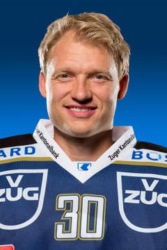 Jussi Markkanen, # 30 / Alter: 37 / Masse: 1,83m, 83kg / Vertrag bis 2013 (Bild: EVZ)