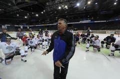 Zug-Coach Doug Shedden (Bild: Keystone)