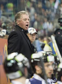 Zugs Headcoach Doug Shedden. (Bild: Keystone)