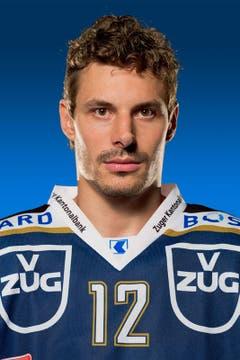 Fabian Sutter, # 12 / Alter: 30 / Masse: 1,83m, 84kg / Vertrag bis 2013 (Bild: EVZ)