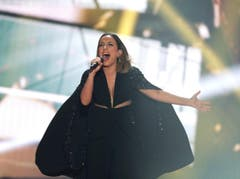 Albanien: Sängerin Elhaida Dani (Bild: GEORG HOCHMUTH)