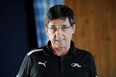 Peter Haas, Chef Leistungssport Swiss Athletics (Bild: Boris Bürgisser / Neue LZ)