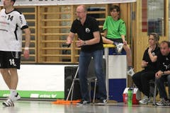Kriens-Trainer Torben Winther. (Bild: Roger Zbinden/Neue LZ)