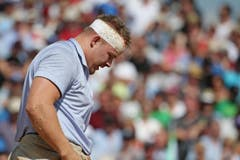 Christian Schuler hadert nach einer Niederlage (Bild: Philipp Schmidli)