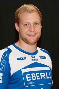 #4 Yves Mühlebach, 194 cm, 92 kg (Bild: HC Kriens-Luzern / Fabienne Krummenacher)