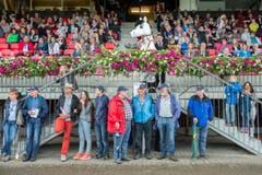 Reiten - CSIO Nation Cup St. Gallen 2016 (Bild: Urs Bucher)