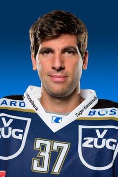 Andy Wozniewski, # 37 / Alter: 32 / Masse: 1,96m, 102kg / Vertrag bis 2013 (Bild: EVZ)
