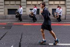 Trichler am Marathon. (Bild: Philipp Schmidli)