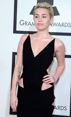 Miley Cyrus. (Bild: Keystone)