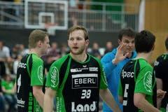 Peter Schramm nach dem Spiel (Bild: Pius Amrein / Neue LZ)