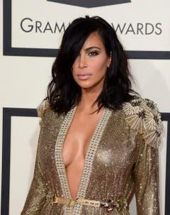 Kim Kardashian. (Bild: Keystone)
