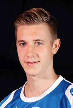 #5 Samuel Weingartner, 191 cm, 85 kg (Bild: HC Kriens-Luzern / Fabienne Krummenacher)