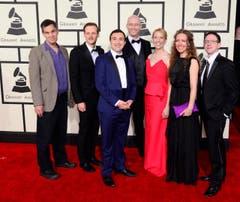 Arrivals - 57th Annual Grammy Awards (Bild: MICHAEL NELSON)