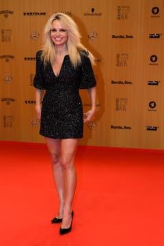 Schauspielerin Pamela Anderson (Bild: AP / Markus Schreiber)