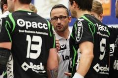 Kriens Assistenztrainer Nick Christen (Bild: Philipp Schmidli / Neue LZ)