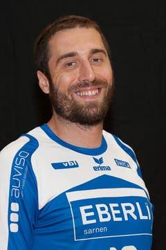 #18 Boris Stankovic, 192 cm, 98 kg (Bild: HC Kriens-Luzern / Fabienne Krummenacher)