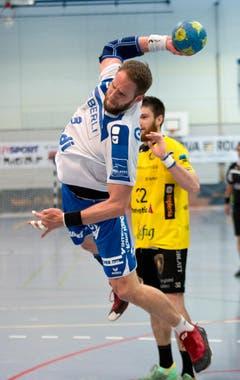 Daniel Fellmann vom HCK. (Bild: Eveline Beerkircher / Neue LZ)