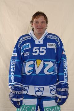 Paul di Pietro (55) Eishockey-Spieler des EV-ZUG. (Neue LZ/ PD) (Bild: Neue LZ)
