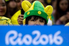 OLYMPISCHE SOMMERSPIELE, RIO 2016, RIO2016, OLY, JEUX OLYMPIQUES D'ETE, (Bild: Keystone)