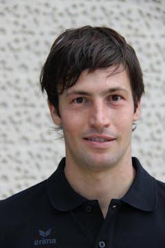 Tobias Widmer, Physiotherapeut (Bild: HC Kriens-Luzern / Fabienne Krummenacher)