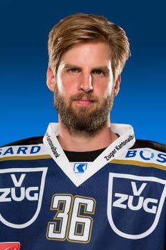 Andreas Furrer, # 36 / Alter: 29 / Masse: 1,80m, 82kg / Vertrag bis 2013 (Bild: EVZ)