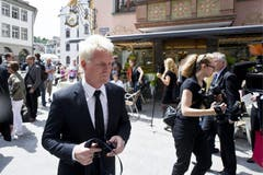 Guido Cantz, Kurt Felix' Nachfolger bei «Verstehen Sie Spass?». (Bild: Keystone)
