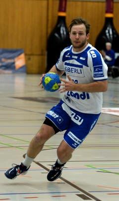 Thomas Hofstetter erzielte gegen den amtierenden Meister 4 Tore. (Bild: Nadia Schärli)