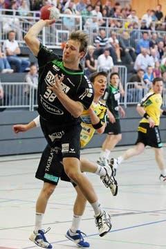 Tom Hofstetter war mit neun Treffern bester Krienser. (Bild: Philipp Schmidli/Neue LZ)