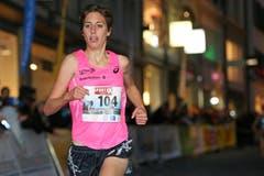 Fabienne Schlumpf am Elite Rennen der Frauen (Bild: Philipp Schmidli / Neue LZ)