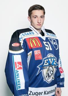 #51 Huber Kevin (18), Torhüter, 1.80 m, 74 kg. (Bild: pd)