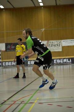 Traf zweimal gegen Pfadi: Thomas Hofstetter. (Bild: Manuela Jans / Neue LZ)