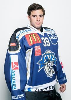 #39 Zurkirchen Sandro (21), Torhüter, 1.79 m, 78 kg. (Bild: pd)