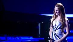 Sängerin Elizabeth Woolridge Grant alias Lana del Rey. (Bild: Keystone)