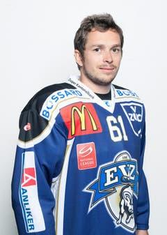 #61 Casutt Corsin (26), Stürmer, 1.78 m, 83 kg. (Bild: pd)