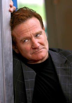 Robin Williams bei der Premiere von «RV». im Mann Village Theater in Los Angeles. (Bild: Keystone)