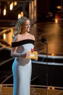 Reese Witherspoon war eine der Nominierten für den Oscar als beste Hauptdarstellerin («Wild»). (Bild: DARREN DECKER / AMPAS)
