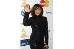 Houston 2012 bei der Pre-Grammy-Gala in Beverly Hills. (Bild: Imago)