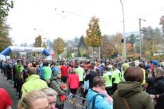 Swiss City Marathon Lucerne 2016 (Bild: Claude Hagen)